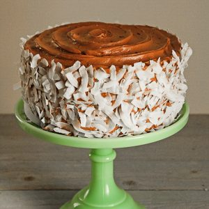 Bounty Cake {gluten-free}