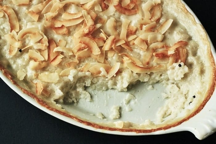 Coconut and Cardamom Rice Pudding2