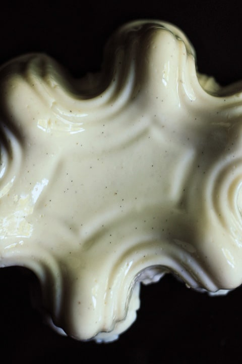 Black Pepper Blancmange  |  Stroud Green Larder