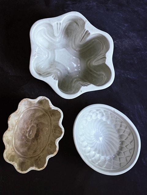 Blancmange Molds