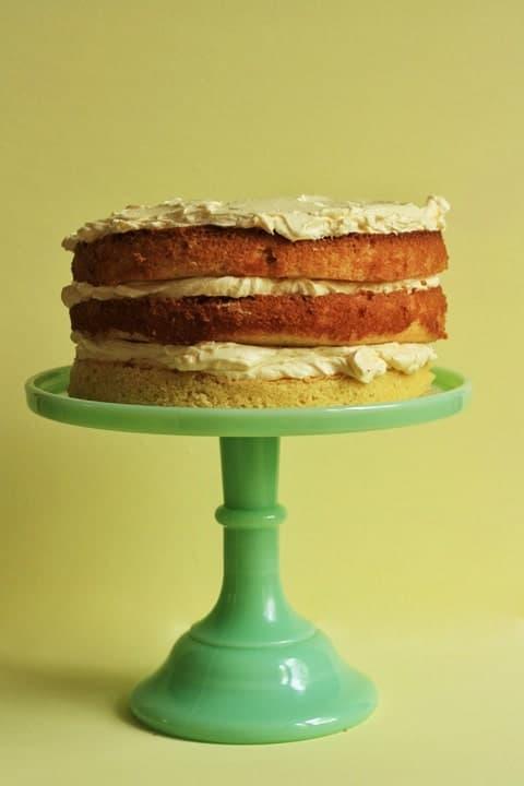 Pina Colada Cake  |  Stroud Green Larder