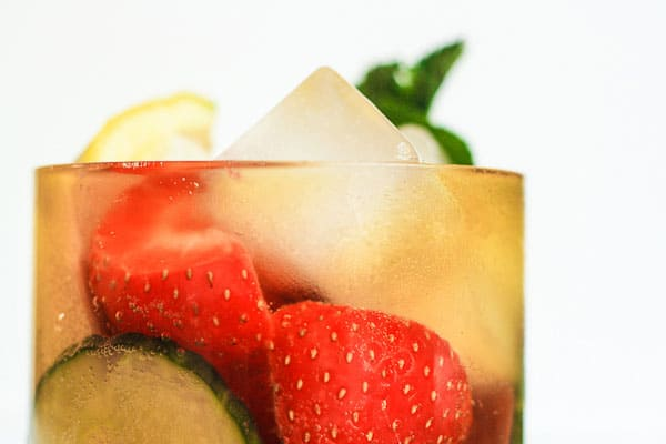 Homemade Pimms