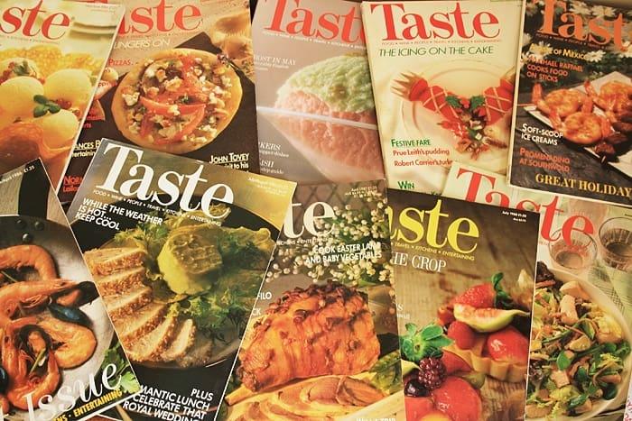 Taste Magazines