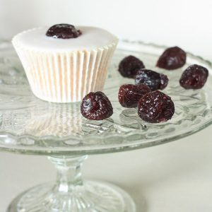 Homemade Glacé Cherries