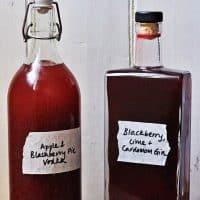 Blackberry Liqueurs