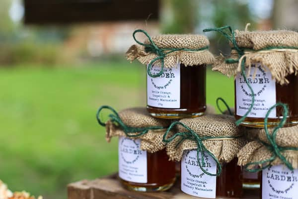 From The Larder Preserves