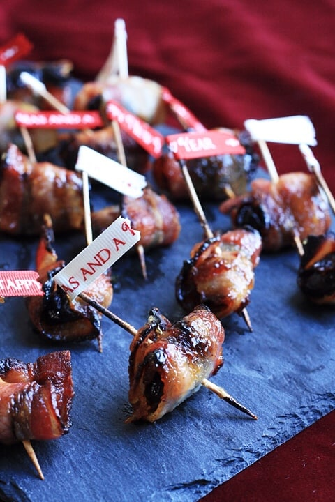 Hot and Smoky Devils on Horseback