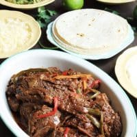 Chipotle Braised Brisket