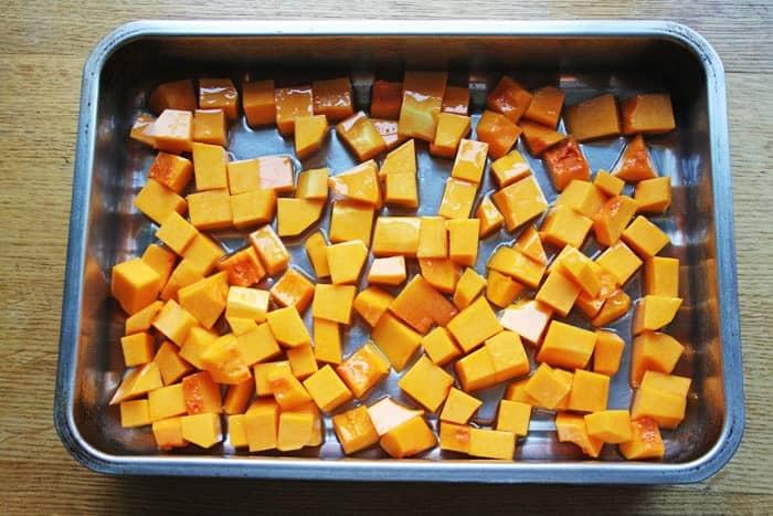 Butternut Squash and Chilli Scones