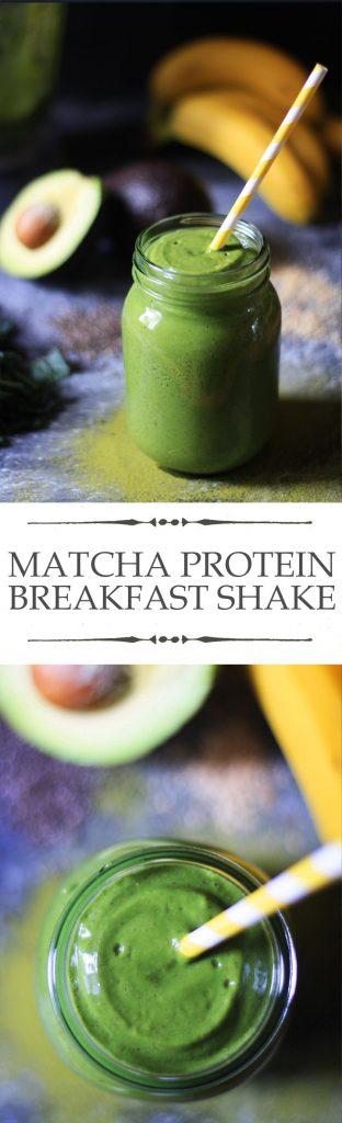 Matcha-Protein-Breakfast-Shake