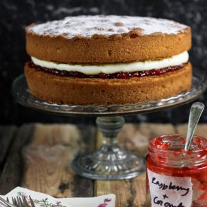 How to Make a Classic Victoria Sandwich