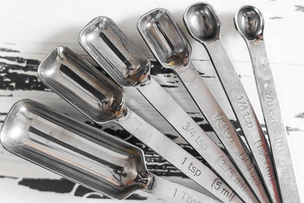 Teaspoon Measurements