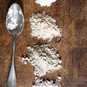Gluten-Free Flours: An Introduction