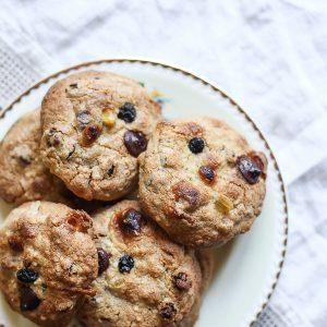 Easter Cookies {gluten-free}