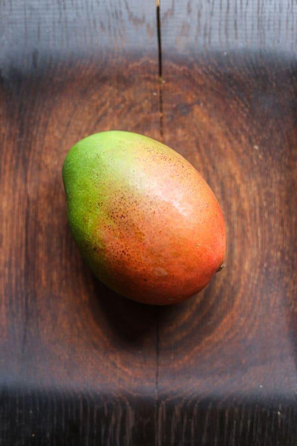 Mango Turmeric Coconut Smoothie Pops {vegan}