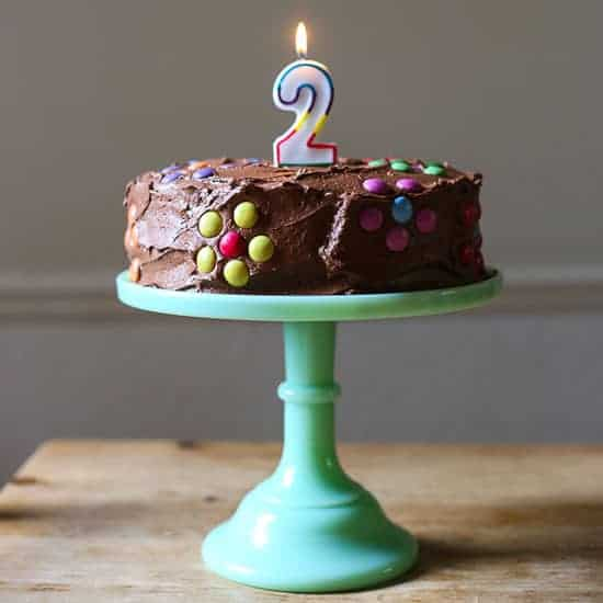 Best Gluten-Free Birthday Cake