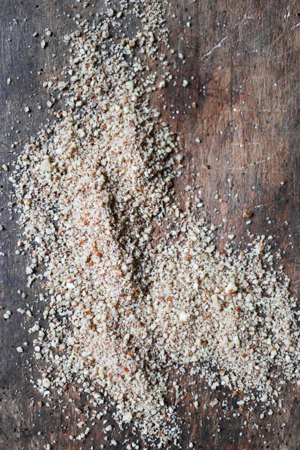 Gluten-Free Flour: Pecan Meal
