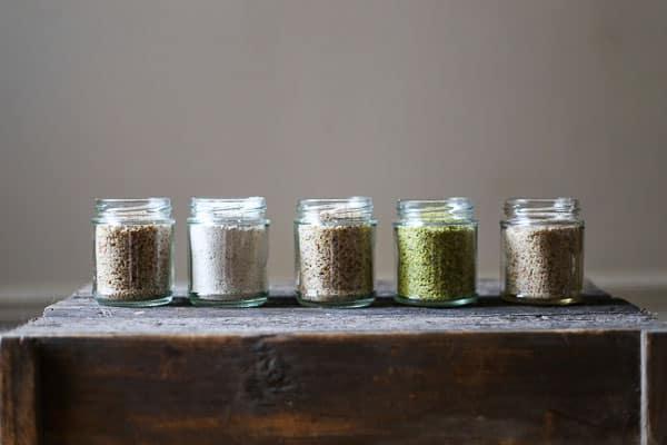 Gluten-Free Flours: Nut Flours