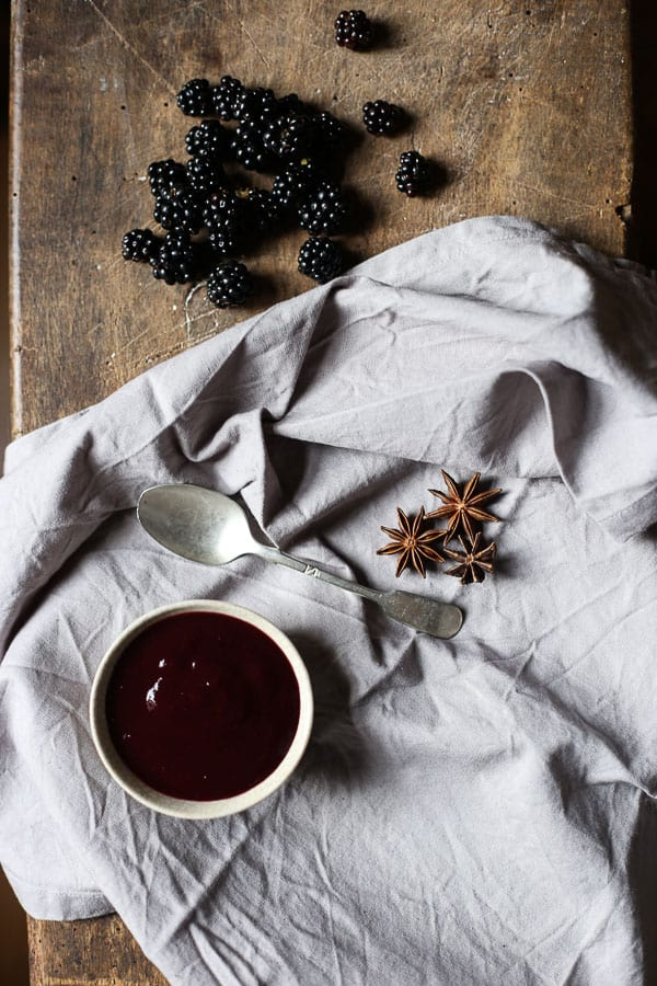 Blackberry Hoisin Sauce