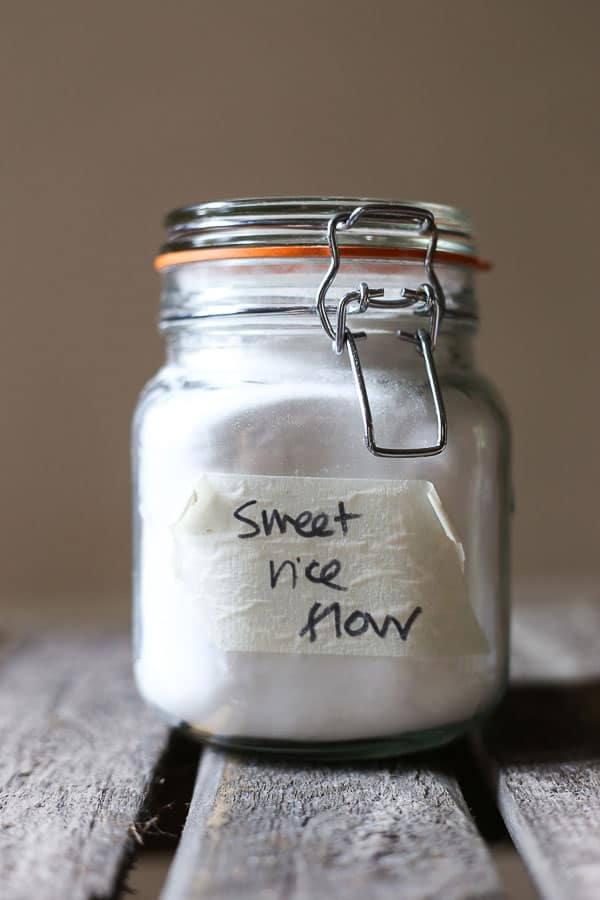 Gluten-Free Flours: Chapter 3: Sweet Rice Flour