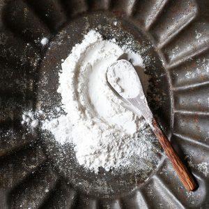 Gluten-Free Flours: Sweet Rice Flour