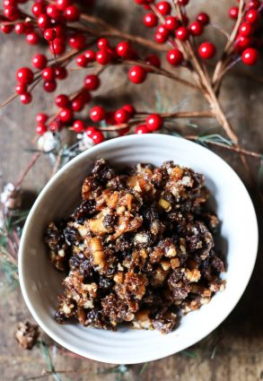 Victorian Mincemeat - a traditional mincemeat made with real beef for the best mince pies this Christmas