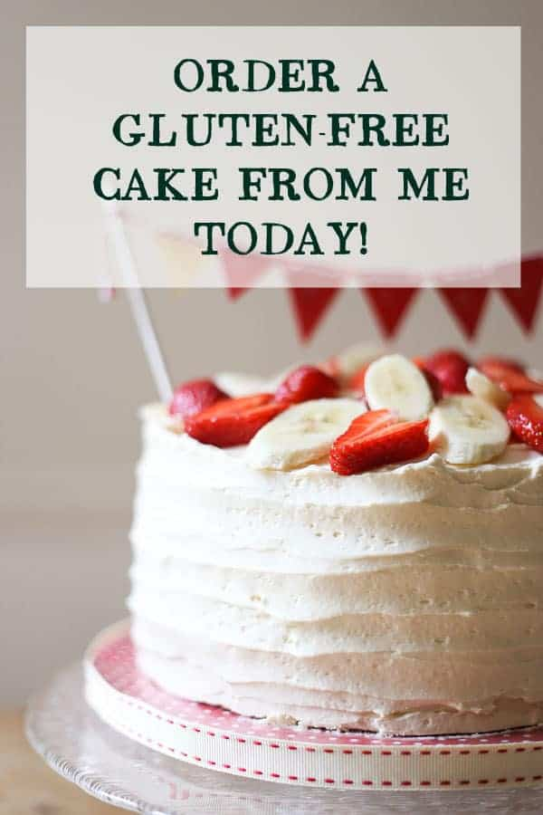 Bespoke Cake Orders