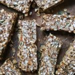 Best Granola Bars (gluten-free, vegan, refined sugar-free)
