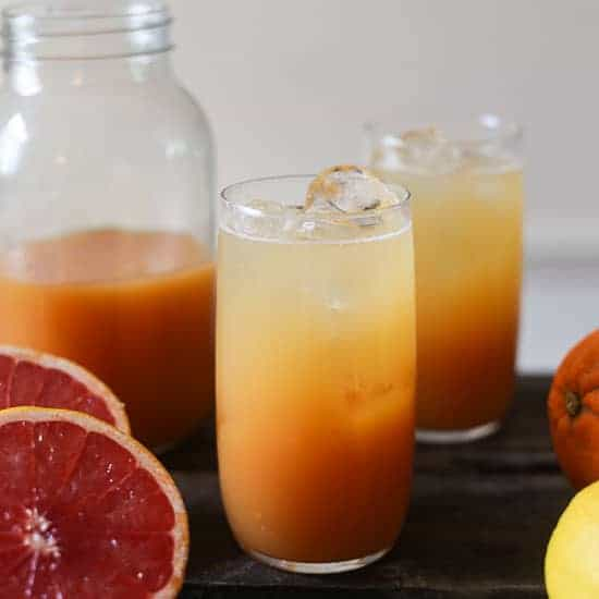 Triple Citrus Shrub