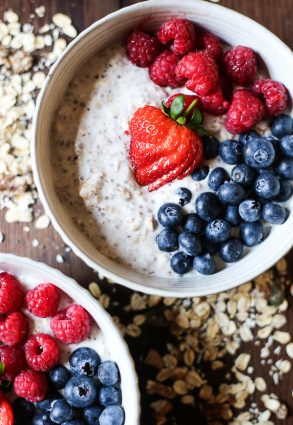 Everything But The... Bircher Museli