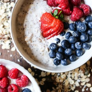 Everything But The… Bircher Museli