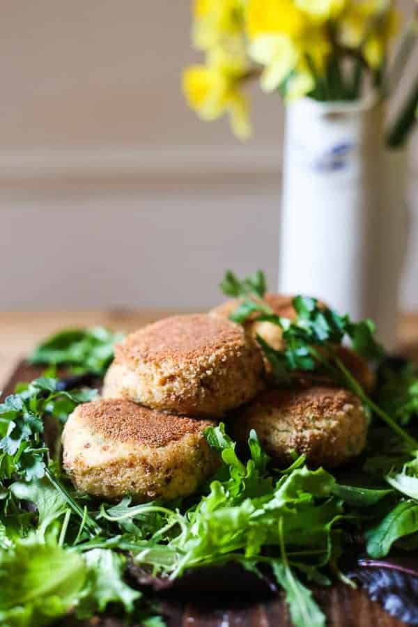 Simple Salmon Fishcakes