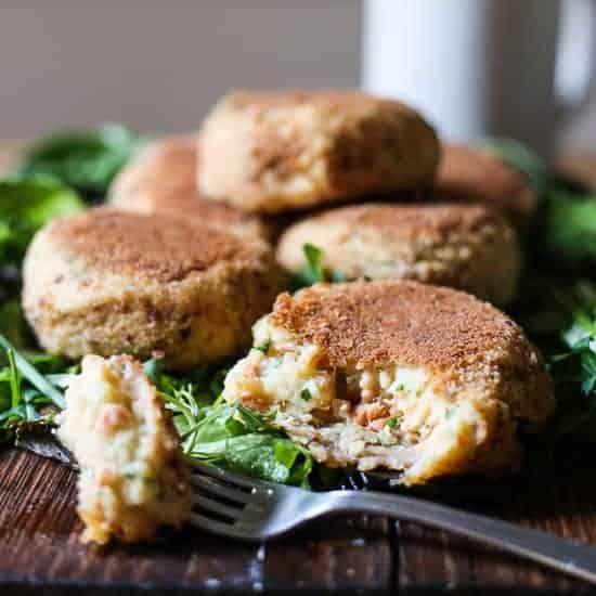 Simple Salmon Fishcakes