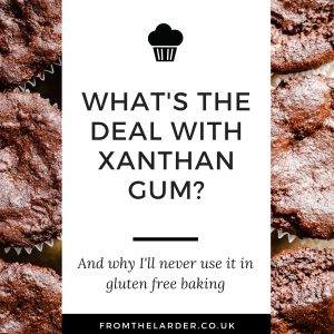 Why I Don't Bake With Xanthan Gum