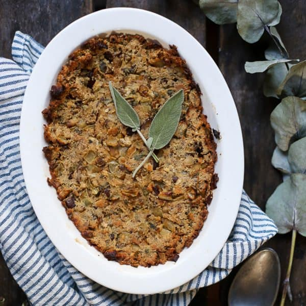 Sage Chestnut Stuffing