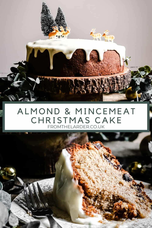 Cheat's Gluten-Free Christmas Cake