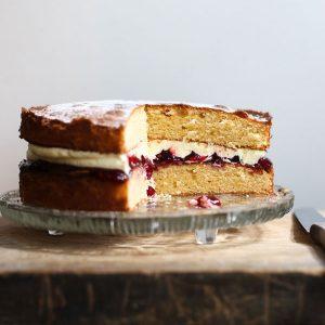 Gluten-Free Victoria Sponge