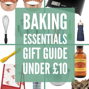 Baking Essentials Gift Guide