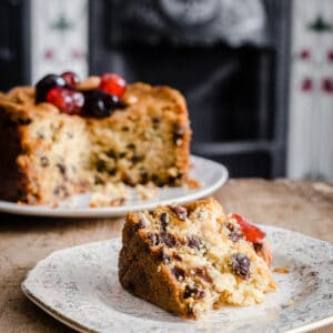 The Best Gluten-Free Fruit Cake