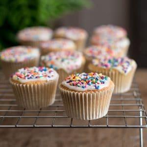 Gluten-Free Fairy Cakes
