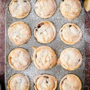 Gluten-Free Frangipane Mince Pies
