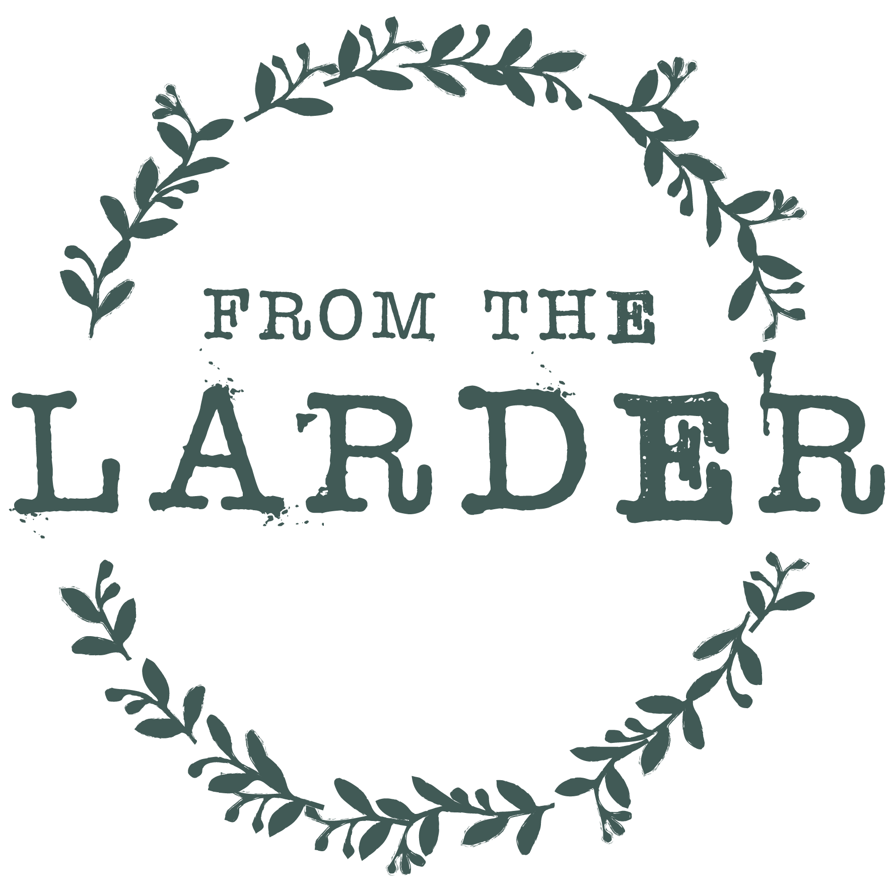 From The Larder logo